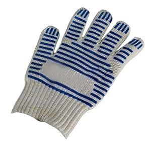gant manique cuisine four anti chaleur chaud r sistant isolant oven mitt glove. Black Bedroom Furniture Sets. Home Design Ideas