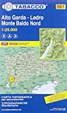 eBook Gratis da Scaricare Alto Garda e Ledro Monte Baldo Nord 1 25 000 (PDF,EPUB,MOBI) Online Italiano