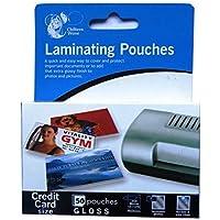 50Pouch per Plastificazione formato carta di