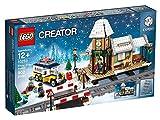 LEGO Creator Expert Winterlicher Bahnhof 10259 - LEGO