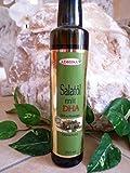 Ralf Moll Salatöl mit DHA, Bio-Hanföl, Bio-Sesamöl, Bio-Olivenöl, 250 ml Glasflasche mit Dosierer