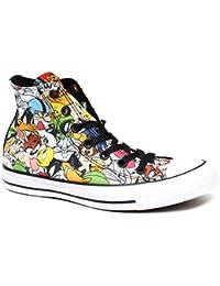 Converse - Zapatillas de Lona para mujer multicolor multicolor