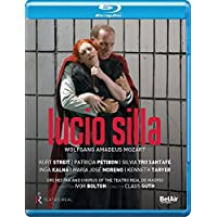 Wolfgang Amadeus Mozart: Lucio Silla