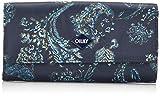 Oilily Damen Vivid Purse Lh12f Geldbörse, Blau (Dark Blue), 1x10x18 cm