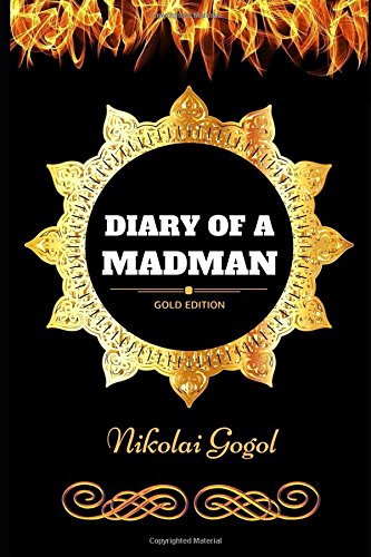 Book cover for Diary of a Madman