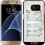 Coque pour Samsung Galaxy S7 Edge - code à barres esprit sauvage by LouJah