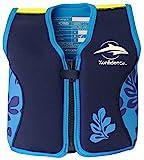 Kinder Schwimmhilfe Gr. 2-3 Jahre blau-marine