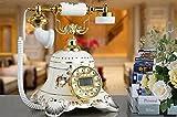 Petrichore Weiße Keramik Vintage Stil Antik Telefon Festnetzanschluss