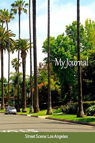 My Journal: Street Scene: Los Angeles (Scenics Writing Books, Band 21)