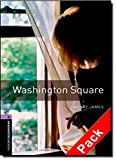 Oxford Bookworms Library: 9. Schuljahr, Stufe 2 - Washington Square: Reader und CD - Henry James