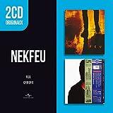 2 CD Originaux : Cyborg / Feu (2CD Cristal sous fourreau)