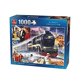 Puzzle 1000 pièces - Classic Collection - The Orient Express