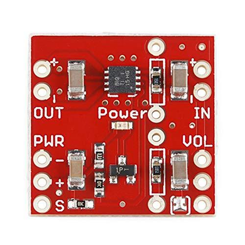 TPA2005D1 250 kHz Mono-Audio-Amp Breakout Class-D-Betrieb Audioverstärker Einzelspur-Audiofrequenzverstärker-Modul - Rot