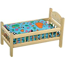 suchergebnis auf f r puppenbett holz. Black Bedroom Furniture Sets. Home Design Ideas