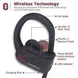 CrossBeats Wave Waterproof Bluetooth Headset Image