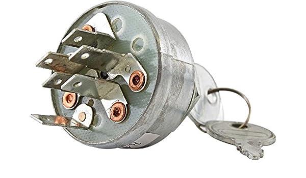 DB Electrical SSW2840 Key Switch for Exmark 60 Inch 72 Inch Lazer Z
