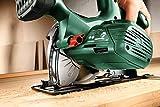 Bosch DIY Akku-Kreissäge  PKS 18 LI, ohne Akku, Sägeblatt, Parallelanschlag (18 V, 2,5 Ah, Kreissägeblatt-Nenn-Ø 150 mm) -