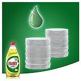 Fairy Zitrone Ultra Konzentrat Spülmittel, 16er Pack (16 x 0.5 l) Test