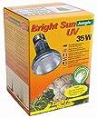 Lucky Reptile BSJ-35 Bright Sun UV Jungle, 35 W, Metalldampflampe für E27 Fassung mit UVA und UVB Strahlung (Vorschaltgerät erforderlich)