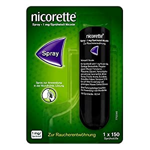 Nicorette Mint Spray, 1 St.
