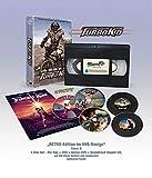 Turbo Kid - VHS RETRO-Edition (Bluray + DVD + Bonus-DVD + Doppel Soundtrack-CD) Limitiert / Nummeriert auf 500 Stück (Cover B) [Blu-ray]