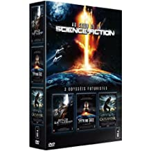 Coffret science fiction : space battleship ; southland tales ; outlander