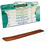 Stamford Aromatherapie Weihrauch Geschenkpaket mit kostenlosen Holz Aschefänger