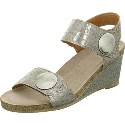 Ca'Shott  8020-193, Sandales pour femme Metall