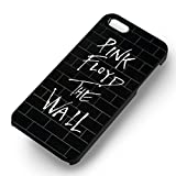Pink Floyd The Wall for Cover Iphone 6 and Cover Iphone 6s Case (Black Hardplastic Case) L2V6FT