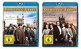 Downton Abbey - Staffel Fünf und Sechs im Set - Deutsche Originalware [6 Blu-rays]