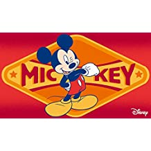 Niños alfombra alfombra infantil (con Mickey Mouse/–Alfombra infantil//Niños parte–Alfombra infantil//pared–Alfombra infantil/rojo/Modelo Disney Mickey Mouse/Este precioso y niños–Alfombra infantil Mickey Mouse con está disponible en el tamaño 50x 80cm/Este begeistert la Kids en NU. En Varios Colores será para Llamativa en cualquier habitación de los Niños. sooo dulce/ES por fin en el dormitorio eingezogen, no se las Pequeñas se a este divertido diseño satt permite ver. Alfombra niños, varios colores multicolor, muestra una armoniosa Ordenador en cualquier habitación y bereichert es por un moderno y algodón con colores vivos. Al mismo tiempo motivieren Que también zum Träumen, para aprender y Sind So divertido, que tu hijo su claro Alegría Daran tendrá y no se puede ver Diseño. La Moderno Designs passen dabei Ideal en la habitación de los Niños de hoy y begeistern mediante la increíble Profundidad de color