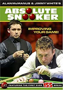 Alan McManus & Jimmy White's Absolute Snooker [DVD]