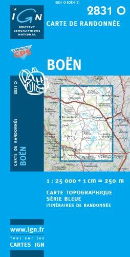 Boen GPS: IGN2831O