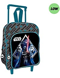 Star Wars AS007 Licencia Mochila Infantil, 35 cm, Multicolor