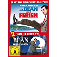 Bean - Der ultimative Katastrophenfilm / Mr. Bean macht Ferien