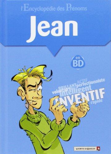 Jean en bandes dessinées