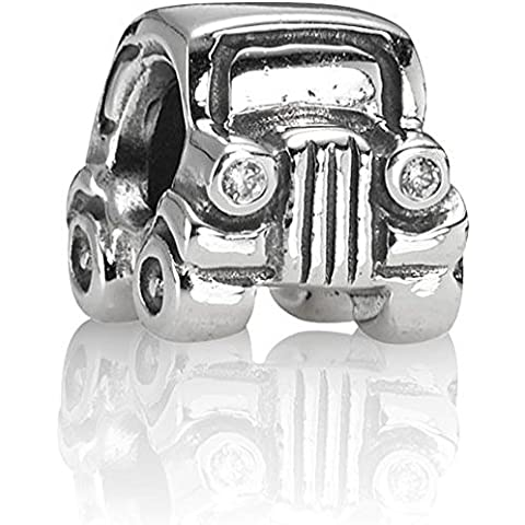 Pandora Car Charm Sterling Silver Charm No. 790405cz by Unknown