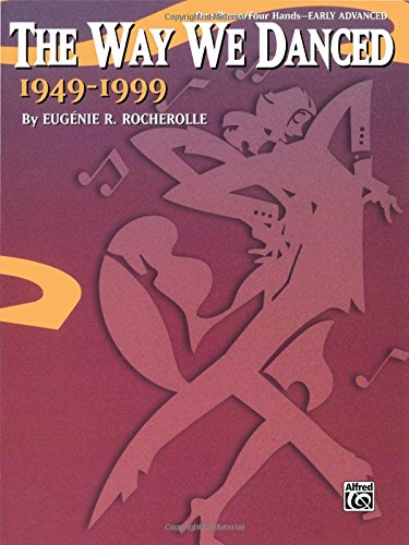 The Way We Danced 1949--1999: Sheet