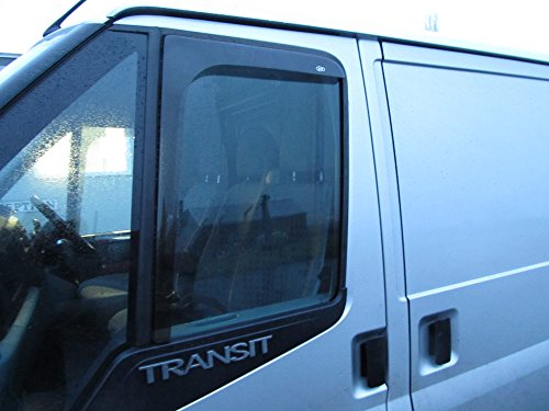 Ford Transit 2000 - 2013 Wind Deflectors / Rain Shields INTERNAL FIT (08025)