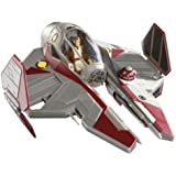 Revell - Maqueta EasyKit pocket Star Wars ObiWan's Jedi Starfighter, escala 1:58 (06721)