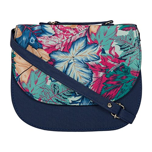Awesome-Fashions-Womens-Clutch-Hand-Bag-Side-Bag-Sling-Bag-Classic-Blue
