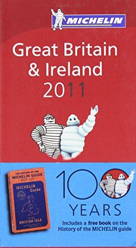 Michelin Guide Great Britain & Ireland 2011 (Michelin Guides) par Michelin
