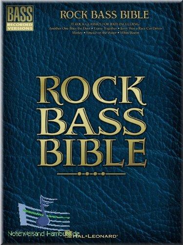 Rock Bass Bible - Bassgitarre Noten [Musiknoten]