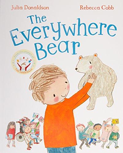 The Everywhere Bear por Julia Donaldson