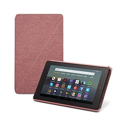 Hülle für Fire7-Tablet, kompatibel mit der 9.Generation (2019), Lila