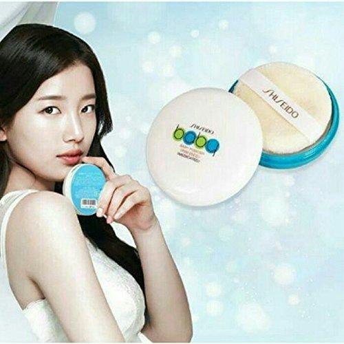 shiseido-medicated-facial-body-baby-powder-press-with-soft-puff-japan-f306