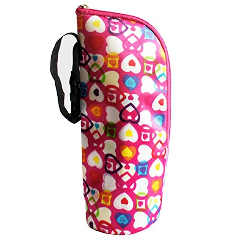 Thermal Feeding Bottle Bag Vovotrade® Baby Thermal Feeding Bottle Warmers Mummy Tote Bag Hang Stroller 51l4EligikL