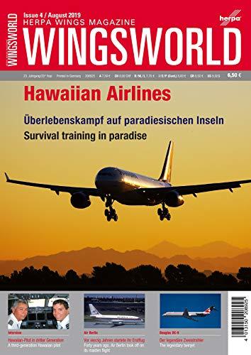 Herpa 208925 WINGSWORLD Wings - Revistero para Leer y coleccionar