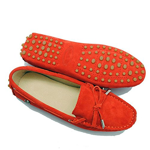 Minitoo ,  Damen Ballett Rot (Watermelon Red)