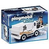 Playmobil 6193 - Mezzo di Manutenzione del Ghiaccio, 3 Pezzi
